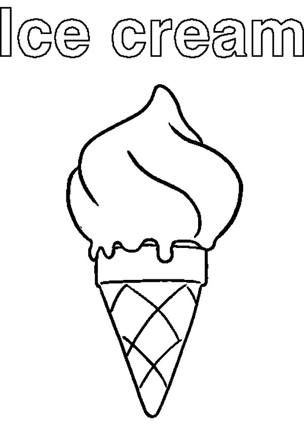 Ice cream dream shopkin coloring coloring pages for Free coloring pages of ice cream